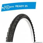 Pneu VTT 26x1.90 tringle rigide marque Deli Tire blue way anticrevaison 2.5mm couleur noir S 602 (50-559) e-bike/vae