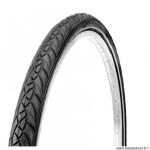 Pneu VTC 700x45c tringle rigide marque Deli Tire blue way anticrevaison 2.5mm couleur noir sa 256 (47-622) e-bike/vae