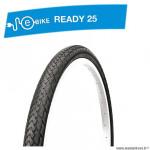 Pneu VTC 700x45c tringle rigide marque Deli Tire blue way anticrevaison 2.5mm couleur noir sa 209 (47-622) e-bike/vae