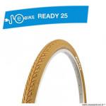 Pneu VTC 700x45c tringle rigide marque Deli Tire blue way anticrevaison 2.5mm marron sa 209 (47-622) e-bike/vae