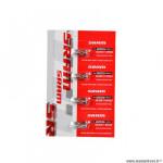 Attache rapide vélo 11 vitesses sram (x4) powerlock® marque Star Bar