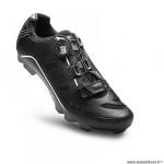 Chaussures vélo VTT marque FLR elite f75 taille 47 couleur noir serrage molette + bande auto agrippante