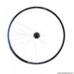 Roue vélo e-bike/vae/cargo 28p avant blocage jante couleur noir mach1 kargo. moyeu marque Vélox disc 6t/v-br