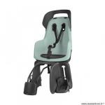 Porte-bébé vélo arrière sur cadre marque Bobike go maxi -marshmallow mint- (120-185mm) sur commande