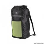 Sac à dos marque Tucano Urbano urbain imperméable nano back pack wp - couleur noir avec reflecteur
