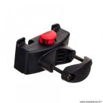 Fixation marque Klickfix avant/arrière panier/sacoche caddy sur potence/tige de selle (tube 22/36mm)