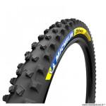 Pneu VTT 29x2.40 tringle rigide marque Michelin dh mud magi-x tubeless ready (61-622)