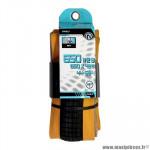 Pneu 650x1/2b marque PERF couleur brun/noir tringle souple