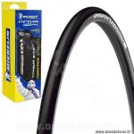 Pneu 700x25 marque Michelin pro 4 endurance couleur noir 3x110tpi 245g tringle souple (25-622)