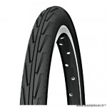 Pneu de vélo city 20x1.75 noir tr (47-406) Michelin City-J - Pièce Vélo