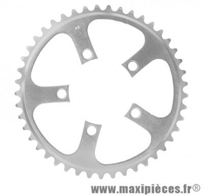 Plateau 45 dents 100 lx zicral d.86 marque Stronglight - Pièce vélo