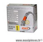 Chambre à air de 26 pouces x 1,75/2,125 standard autoreparante 327 grammes marque CST - Pièce vélo