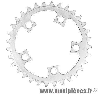 Plateau 32 dents 100 lx zicral d.86 marque Stronglight - Pièce vélo