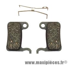 Plaquette de frein vélo compatible shimano xtr br-m965/m966/xt2004/saint - Accessoire Vélo Pas Cher