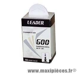 Chambre a air 600 presta marque Leader - Pièce vélo