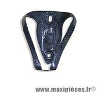 Porte bidon carbone vernis 150 grammes - Accessoire Vélo Pas Cher