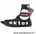 Couvre chaussure windtex noir l marque Oktos