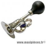 Avertisseur trompette - Accessoire Vélo Pas Cher