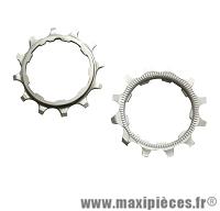Pignon départ 12 dents compatible shimano 10 vitesses marque Miche - Pièce vélo
