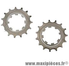 Pignon départ 15 dents compatible campagnolo 9/10 vitesses marque Miche - Pièce vélo