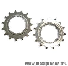Pignon départ 15 dents compatible shimano 7/8/9 vitesses marque Miche - Pièce vélo