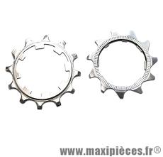 Pignons départ 11+12 dents compatible campagnolo 9/10 vitesses marque Miche - Pièce vélo