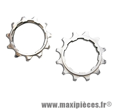 Pignons départ 11+12 dents compatible shimano 10 vitesses marque Miche - Pièce vélo
