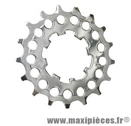 Prix spécial ! Pignon Miche position intermédiaire 17 D. compatible transmission 10 vitesses Campagnolo