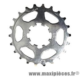 Pignon Miche position intermédiaire 22d. compatible 10 vitesses Campagnolo *Prix spécial !
