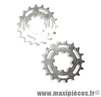 Pignon adaptable 9 vitesses sur Campagnolo posit° intermédiaire Miche18 dts *Prix spécial !
