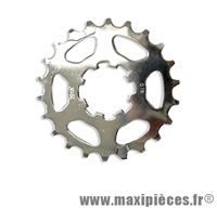 Pignon intermédiaire 22 dents compatible campagnolo 9 vitesses marque Miche - Pièce vélo