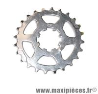 Pignon adaptable 9 vitesses sr Campagnolo 24 dents intermédiaire Miche *Prix spécial !