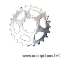 Pignon Miche 24 dents intermédiaire adaptable sur Miche 9 vitesses / Campagnolo 8 vitesses *Prix spécial !