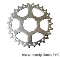 Pignon intermédiaire 27 dents compatible shimano 7/8/9 vitesses marque Miche - Pièce vélo