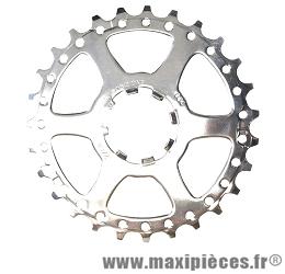 Pignon dernière position 27 dents compatible campagnolo 10 vitesses marque Miche - Pièce vélo