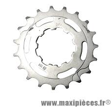 Pignon intermédiaire 19 dents compatible shimano 10 vitesses marque Miche - Pièce vélo