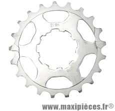 Pignon intermédiaire 21 dents compatible shimano 10 vitesses marque Miche - Pièce vélo