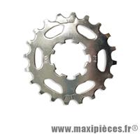 Pignon intermédiaire 20 dents compatible campagnolo 9 vitesses marque Miche - Pièce vélo
