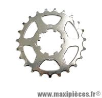 Pignon intermédiaire 23 dents compatible campagnolo 9 vitesses marque Miche - Pièce vélo