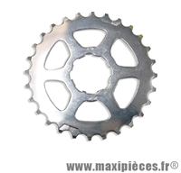 Prix spécial ! Pignon Miche 28 dents position intermédiaire compatible Miche 9 vitesses et Campagnolo 8 vitesses
