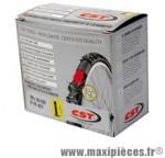 Chambre à air dimensions 700 x 35/43c autoreparante schrader marque CST - Pièce vélo