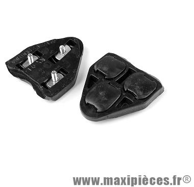 Cale chaussures anti glisse (x2) - Accessoire Vélo Pas Cher