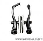 Etrier de frein VTT v-brake m730 102mm patins 72mm marque Tektro - Pièce vélo