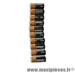 Pile lr1 1,5 volts (pièce) - Accessoire Vélo Pas Cher