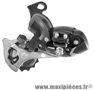 Dérailleur arrière VTT indexe 6/7 vitesses marque Leader - Pièce vélo