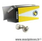 Ampoule 6 volts 2,4w import avant vélo a visser (boite de 10) - Accessoire Vélo Pas Cher