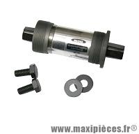 Boitier de pédalier cuvettes acier import - Accessoire Vélo Pas Cher