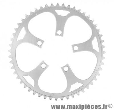 Plateau 52 dents 80 std d.86 marque Stronglight - Pièce vélo