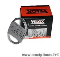 Câble de frein vélo weinman 7x6 15/10e 2,50m (boite de 25) - vélo poste et tandem marque Vélox - Pièce vélo