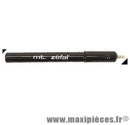 Pompe mt 320 VTT alu a raccord diamètre 30mm l380mm 145 grammes marque Zéfal - Accessoire vélo